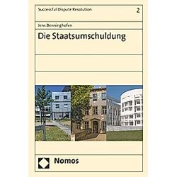 Die Staatsumschuldung. Jens Benninghofen  - Buch