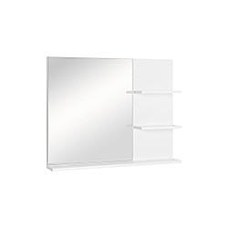 Badspiegel mit 3 Ablagen