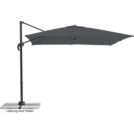 Schneider Schirme Rhodos Junior 270 x 270 cm anthrazit
