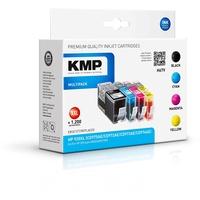 KMP H67V kompatibel zu HP 920XL CMYK