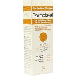 Dermolaval für den Hautpatienten Duschgel+Shampoo