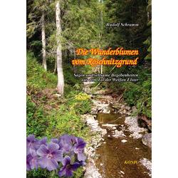 Die Wunderblumen vom Röschnitzgrund als Buch von Rudolf Schramm