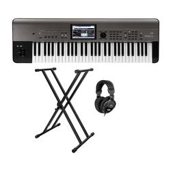 Korg Krome EX 61 Synthesizer Set