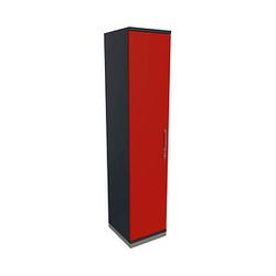 fm   Oldenburg Aktenschrank rot/grau