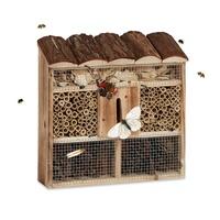 Relaxdays Insektenhotel zum Aufhängen