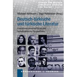 Deutsch-türkische und türkische Literatur als Buch von Miriam Esau