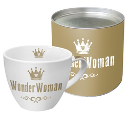 PPD Tasse WonderWoman Gold 450 ml