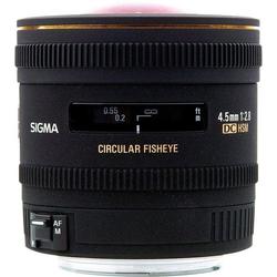 SIGMA 4,5mm 1:2,8 EX HSM Pentax AF Objektiv