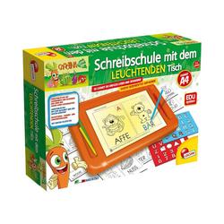 Lisciani Lernspielzeug Schreibschule mit dem leuchtenden Tisch