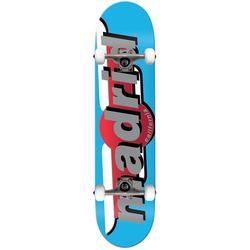Komplett MADRID - Complete Skateboard Blue (BLUE)