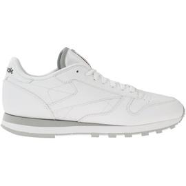 Reebok Classic Leather white/ white-grey, 43