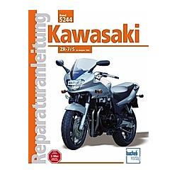 Kawasaki ZR-7/S - Buch