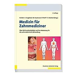 Medizin für Zahnmediziner - Buch