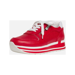 Sneakers Marco Tozzi rot