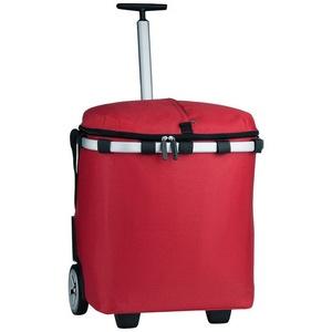 REISENTHEL® Einkaufsbeutel carrycruiser iso, 40 l rot