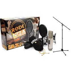 RODE NT2-A Studio Solution SET inkl. Stativ