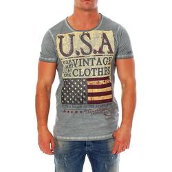 Shine Original T-Shirt origineller Frontprint S