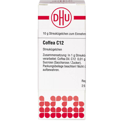 COFFEA C 12 Globuli 10 g