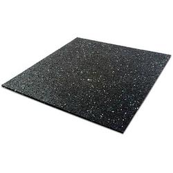 SKY Antivibrationsmatte   schwarz gemustert 125,0 x 100,0 cm