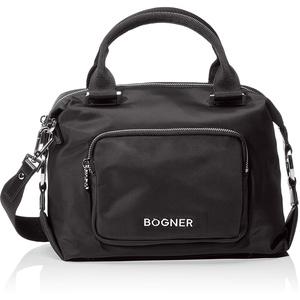 Bogner Damen Klosters Sofie Handbag Shz Henkeltasche ,Schwarz (Black) ,12.5x21x27 cm (W x H x L)