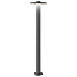 Venexia Pollerleuchte - 95 cm - Glimmeriges Grau