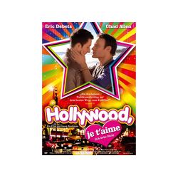 Hollywood, je t ́aime DVD