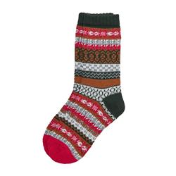 Norweger-Socken Damen Größe: 35-38