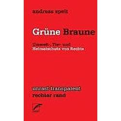Grüne Braune. Peter Bierl  - Buch