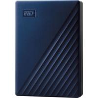 Western Digital My Passport for Mac 5TB USB 3.0 blau