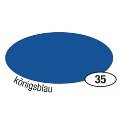 Tonkarton Einzelfarben - königsblau