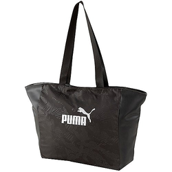 Puma WMN Core Up Large Shopper 34 cm - Puma Black