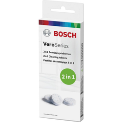 BOSCH TCZ8001A Reinigungstabletten (für Bosch Kaffeevollautomaten)