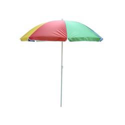 Outsunny Sonnenschirm Strandschirm höhenverstellbar