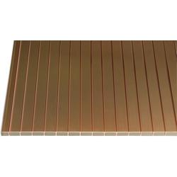 GUTTA Doppelstegplatte GUTTACRYL, 16 mm