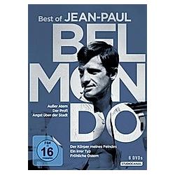 Belmondo - Best of Jean-Paul Belmondo - DVD  Filme
