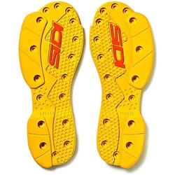 Sidi Supermoto Sole Enige, geel, 47 48