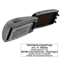 COLOP Textstempel, individualisierbar EOS Stamp Mouse 30