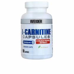 L-CARNITINE + BIOPERINE 100 caps