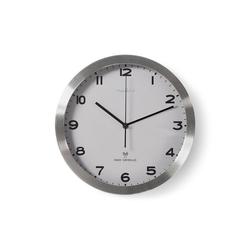 nedis Wanduhr - MEZ-Zeitzone - Eingangsspannung 1.5 VDC - 1x AA