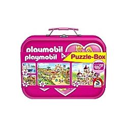 Playmobil  Puzzle-Box pink (Kinderpuzzle)