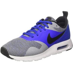 Nike Herren AIR MAX Tavas PRM Turnschuhe, Blau (Racer Blue/Black/Wolf Grey), 45.5 EU