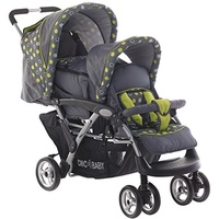 CHIC 4 BABY Duo Lemontree inkl. Tragetasche
