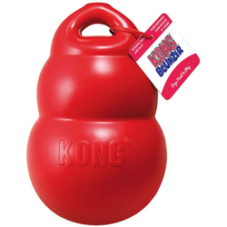 Hundespielzeug KONG® Bounzer™ rot 15 cm