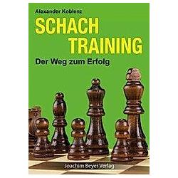 Schachtraining