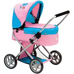 Puppenwagen, rosa