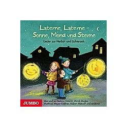 Laterne  Laterne - Sonne  Mond und Sterne  1 Audio-CD - Hörbuch