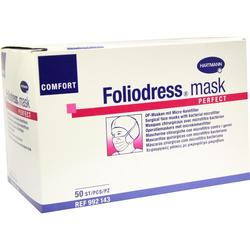 Foliodress Mask Comfort Perfect Grün Op-Masken