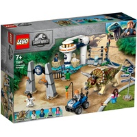 Lego Jurassic World Triceratops-Randale 75937