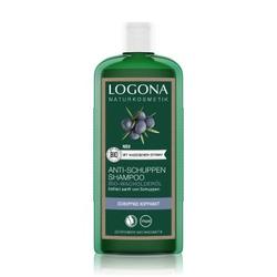 Logona Bio-Wacholderöl Anti-Schuppen szampon do włosów  250 ml