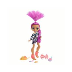 Mattel® Anziehpuppe Cave Club Pyjamapartyspaß Roaralai Puppe